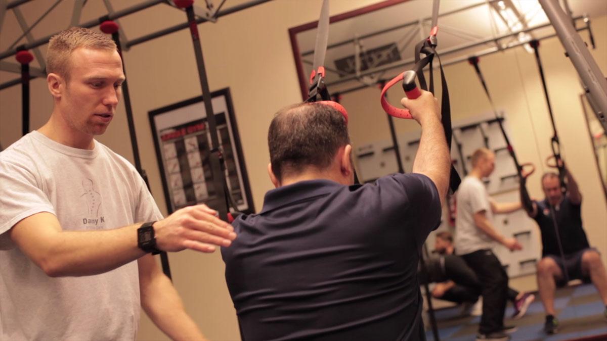 Strengthening Core Training
