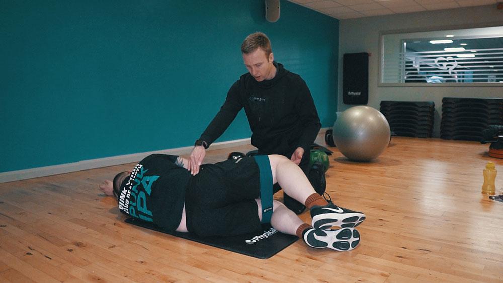 Rehabilitation Fitness Training